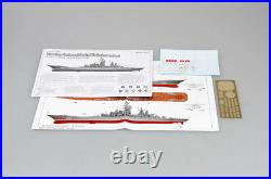 RUSSIAN BATTLECRUISER ADMIRAL USHAKOV EX-KIROV 1/350 ship Trumpeter model kit