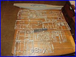 Rare Life Like Hobby Kits Uss Missouri Ship Model No. B239 USA Made