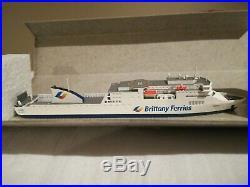 Rhenania Junior 1/1250 Brittany Ferries MV Kerry RJ342K New Free Shipping
