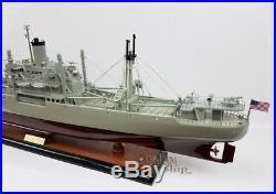 SS Lane Victory WW II Naval Cargo Ship Now Museum Ship Ready Display Model 36
