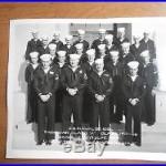 San Diego, Calif U. S. Navy School picture 1965 23 Boys RADIO MAN CLASS A 5X7