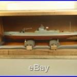 Scale Craft I-400 / Japanese Submarine 25 inch base