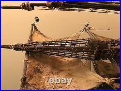 Ship Model Spanish Man Of War