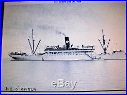 Sixaola Model US WWII Naval Cargo Ship 22