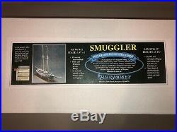 Smuggler BlueJacket Kit #K1012 1877 Gloucester Schooner