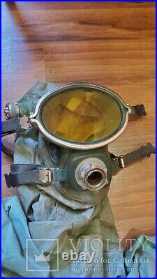 Soviet Russian diving combat diver rebreather USSR