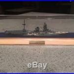 Spider Navy Battleship Hybrid IJN Ise In 1944 Livery 1/1250 Scale Model Ship