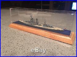 Spider Navy WW I Battleship HMS Canada In 1915 Livery 1/1250 ship model
