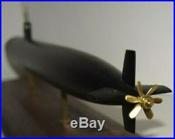 Submarine Shipyard Model, Nuclear Attack Class 688 Los Angeles