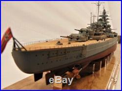 TIRPITZ / Pro-built 1350 / FREE SHIPPING