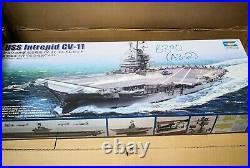 TRUMPETER 1/350 USS Intrepid CV11 Aircraft Carrier TRP5618
