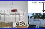 Trieste Swiss Submersible Bathyscaphe Wood Model Regular