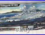 Trumpeter USS Arizona BB-39 Model Kit 1200 Scale