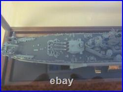 U. S. Battleship Bb63 U. S. S. Missouri September 2, 1945 Mint Used Condition V/g