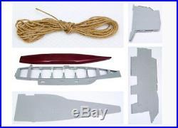 U. S. CVN-68 NIMITZ AIRCRAFT CARRIER 1975 1/350 ship Trumpeter model kit 05605
