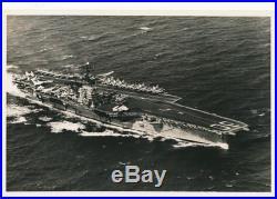 U. S. Navy Aircraft Carrier USS Saratoga (CV-60) with Phantoms & Corsairs