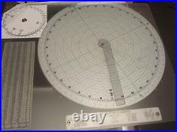 U. S. Navy Bureau of Ships plastic maneuvering board
