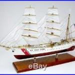US Coast Guard Sailing Ship USCG EAGLE display custom model ship