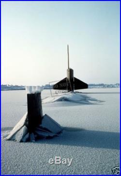 US NAVY USN Nuclear-powered submarine USS TREPANG (SSN-674) 8X12 PHOTOGRAPH
