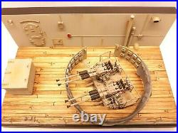 US Navy 40mm Quad Bofors diorama in 1/35 / Pro-Built / FREE SHIPPING