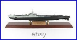 US Navy Gato Class SSN Desk Display Submarine Sub Boat 1/150 WWII Ship ES Model