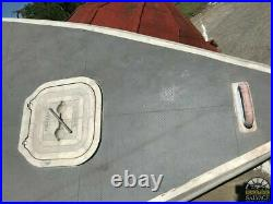 US Navy Special Warfare Group SEALs Special Ops Craft Boat Mark V Bow Section