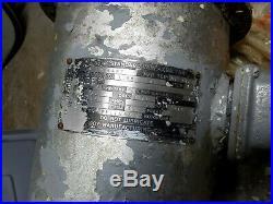 US Navy Standard Vaneaxial Fan
