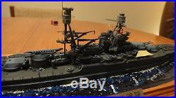 US Navy USS Arizona BB-39 Battleship Ship Boat WW2 Model