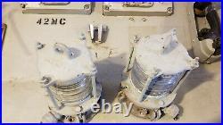 US Navy, USS Deyo DD-989 Pair of Mast head lights