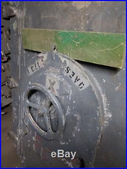 US Navy ship Deck Hatch with scuttle