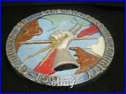 USA Research Ship Uss Oxford Ag 159 Strength -freedom -security Massive Plaque