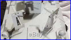 USN Vehicle Landing Craft LCM3 Custom Built Wooden Ship Model Highly Detailed