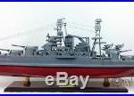 USS ARIZONA (BB-39) Battleship Wooden Ship Model Scale 1200