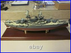 USS ARIZONA SIGNATURE EDITION #352 of 1177 LIMITED EDITION MINT CONDITION LOOK