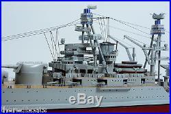 USS Arizona BB-39 Pennsylvania-class Battle Ship 36 Wooden Ship Model