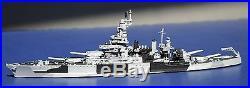 USS Colorado 1944 Customized Neptun 1/1250 waterline model