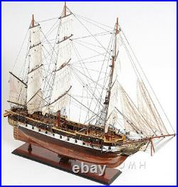 USS Constellation Tall Ship Wooden 38 Exclusive Edition Fully Assembled New