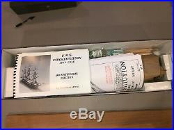 USS Constitution BlueJacket Kit # K1018 Official Kit of the Constitution Museum