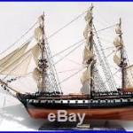 USS Constitution Ship Model by master craftsmen 37