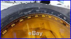 USS Deyo DD-989, USS Briscoe DD-977 PT-490A/UYA-4(V) Radar Data, Plotting Board