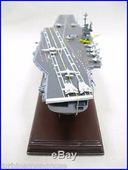 USS Forrestal CV-59 Aircraft Carrier Ship Boat Display Model US Navy