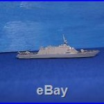 USS Freedom class LCS 1/1250 Painted Waterline Model ship