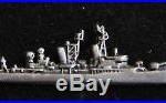 USS KING DL-10 DLG-10 DDG-41 NAVY HAT PIN DESTROYER MADE IN US