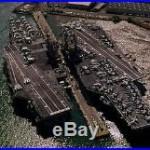 USS KITTY HAWK CV63 USS INDEPENDENCE CV62 98 8X10 PHOTO