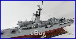 USS Knox (DE-1052/FF-1052) Class Destroyer Handcrafted War Ship Model