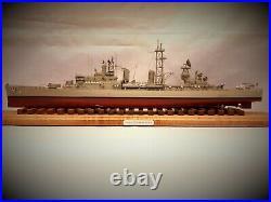 USS Little Rock CLG-4 / Pro Built 1-350 / FREE SHIPPING