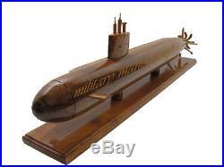 USS Los Angeles SSN-688i Improved Class Navy Sub Submarine