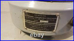 USS MAHAN DDG-42 LS-387C/SIC Shipboard announcing speaker