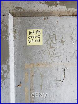 USS MAHAN DLG 11 Interior Non Water tight door