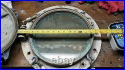 USS MAHAN DLG-42/DDG-42 Porthole